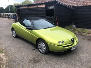 1998 Alfa Romeo Spider916 series 1 For Sale