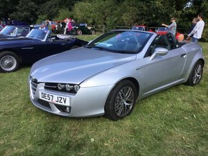 2007 2017 Alfa Romeo Spider JTDM For Sale