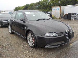 2004 ALFA ROMEO 147 GTA RARE FUTURE CLASSIC 3.2 V6 AUTO 153 MPH *