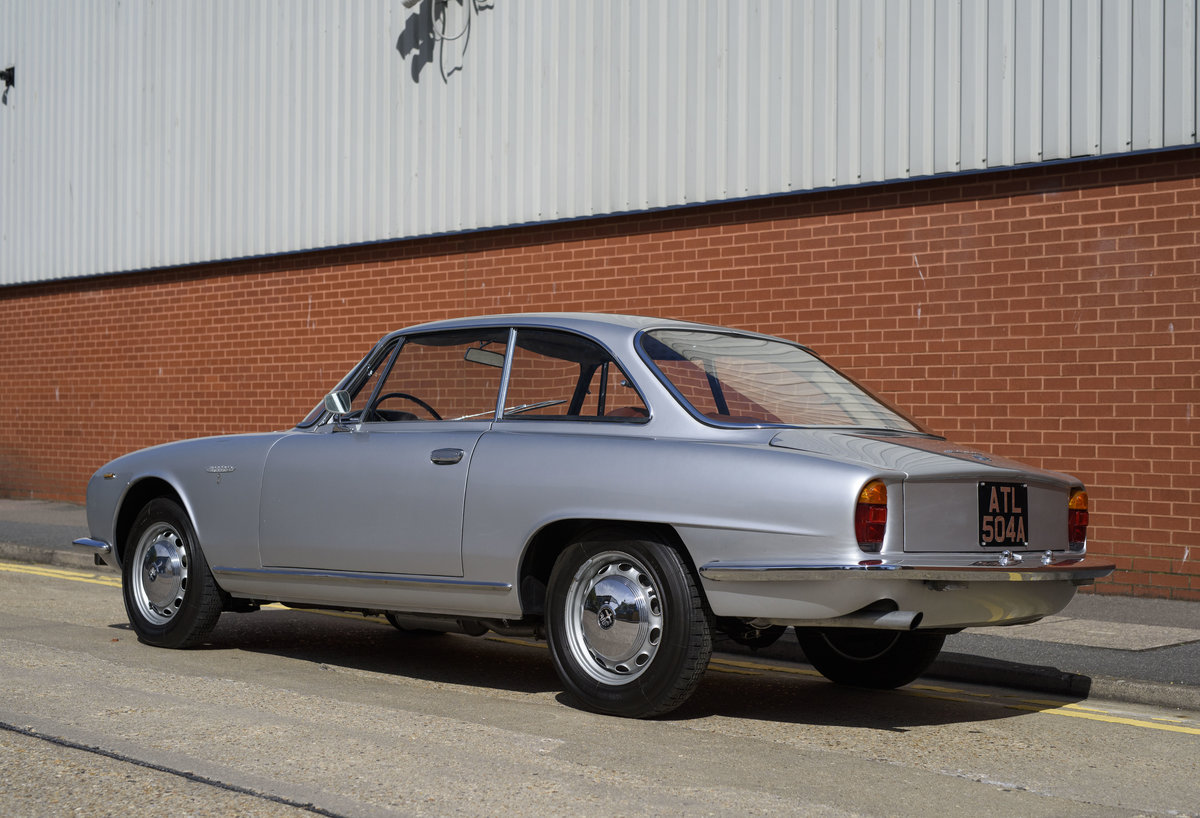 1963  Alfa Romeo 2600 Sprint Coupe By Bertone (LHD)  For Sale (picture 4 of 22)