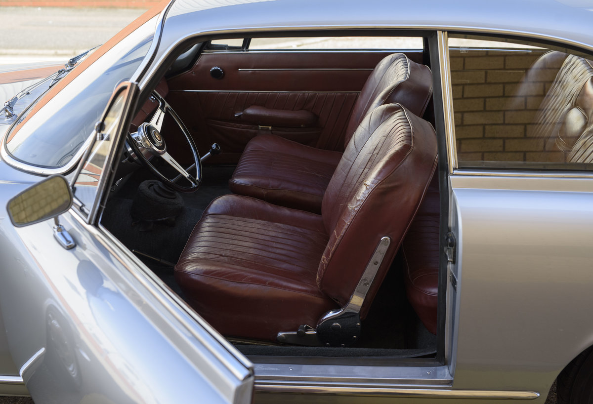 1963 Alfa Romeo 2600 Sprint Coupe By Bertone For Sale  For Sale (picture 19 of 22)