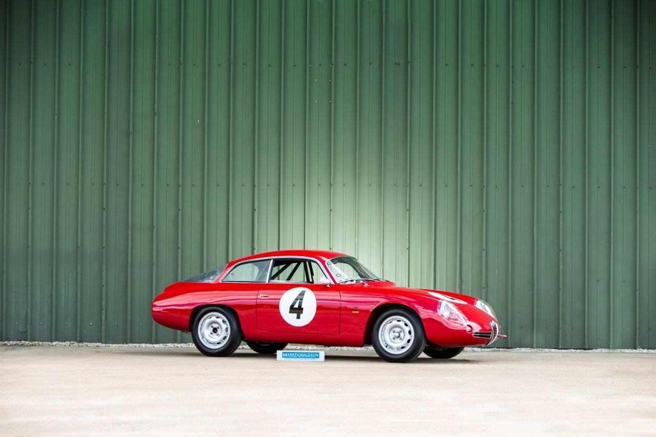 1960 Alfa Romeo SZ2 Coda Tronca For Sale (picture 2 of 6)