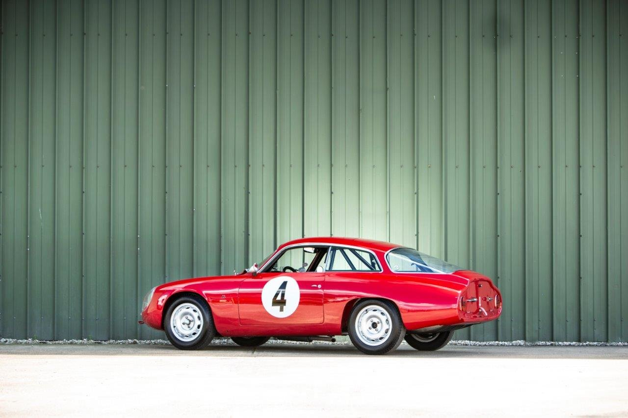 1960 Alfa Romeo SZ2 Coda Tronca For Sale (picture 3 of 6)