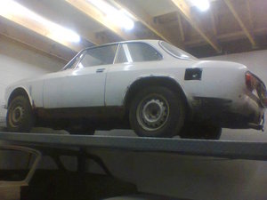 1971 Alfa Romeo 1300GT Junior  for restoration