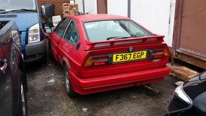 1988 Alfasud Sprint Veloce Cloverleaf 1.7 Zender