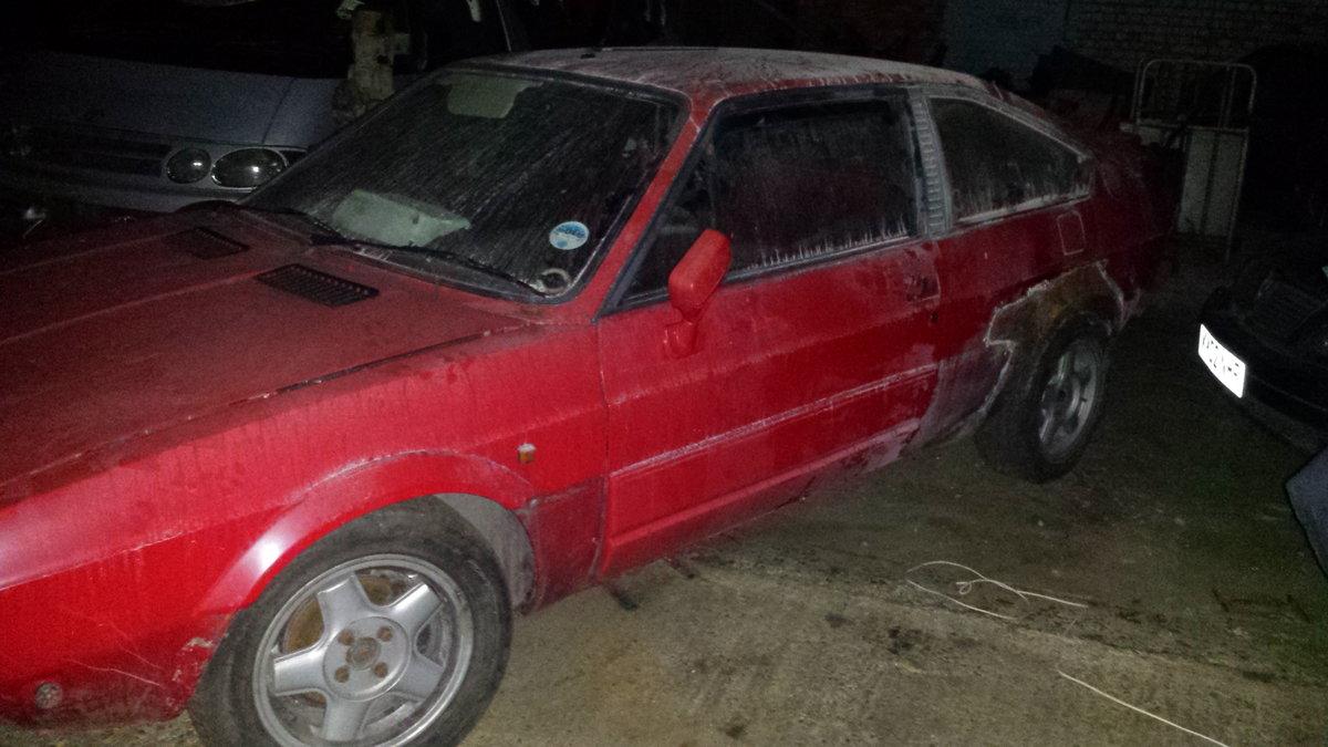 1988 Alfasud Sprint Veloce Cloverleaf 1.7 Zender For Sale (picture 2 of 5)