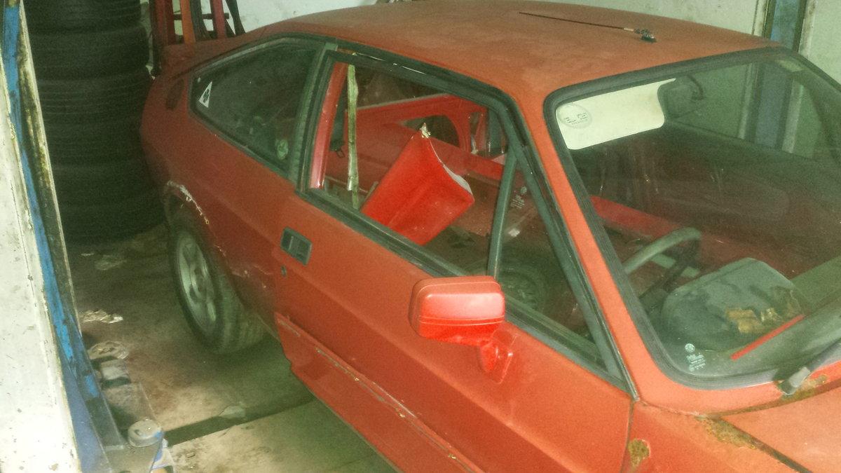 1988 Alfasud Sprint Veloce Cloverleaf 1.7 Zender For Sale (picture 3 of 5)