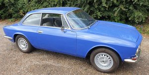 1968 ALFA ROMEO 1750 GTV GT VELOCE For Sale by Auction
