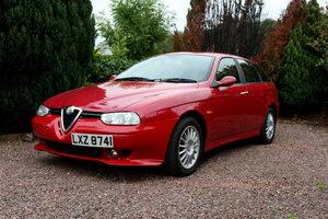 2001 Alfa Romeo 156 V6 Sportwagon Veloce 101k For Sale