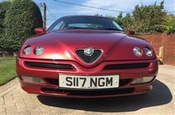 1998 GTV Twin Spark 16 Valve - Barons Friday 20th Sept 2019 For Sale by Auction