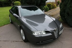 Picture of 2004 ALFA ROMEO 166 2.0LTR T/SPARK LUSSO SOLD