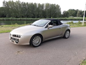 2008 Alfa Romeo Spider 3,2 Q4 Exclusive only 15.500 km!