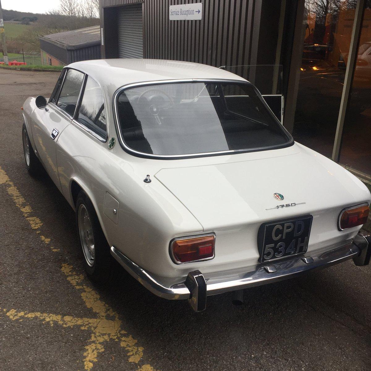 Alfa Romeo 1750 GTV mk2 For Sale (picture 2 of 6)