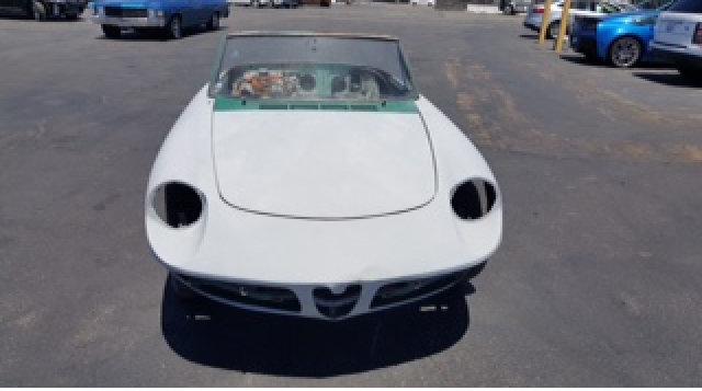 1969 Alfaromeo Duetto spider 1750 For Sale (picture 1 of 6)
