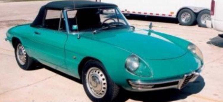1969 Alfaromeo Duetto spider 1750 For Sale (picture 6 of 6)
