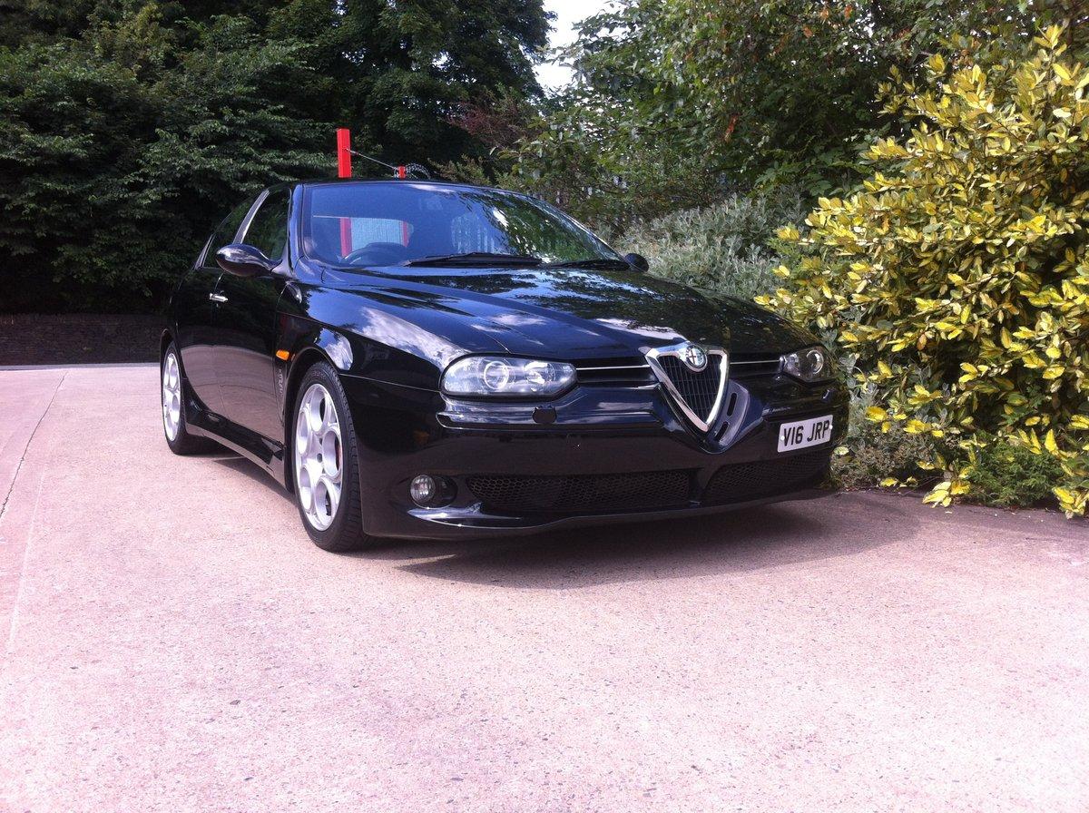 2002 Alfa Romeo 156 GTA. 3.2 V6 - 30,000 miles For Sale (picture 6 of 6)