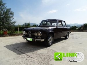 1972 Alfa Romeo Giulia super 1.3 For Sale