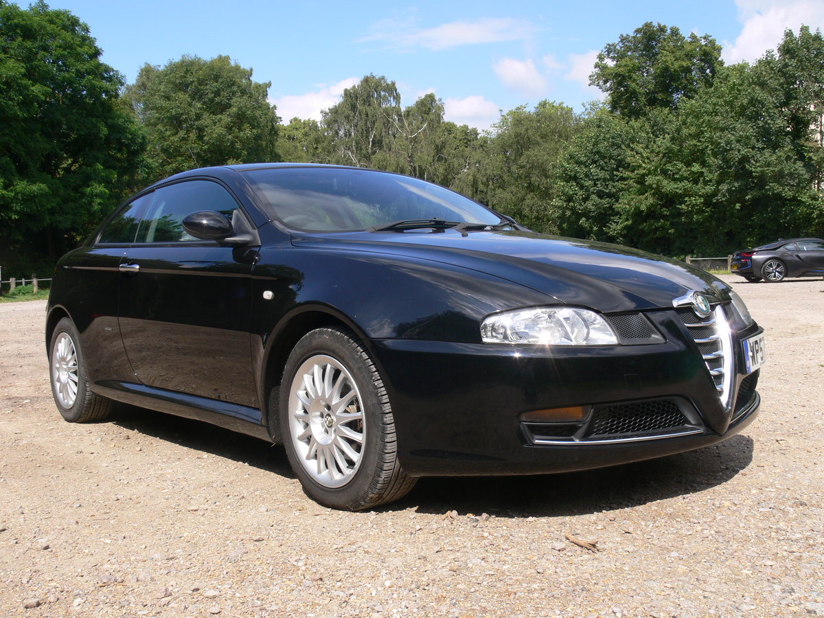2007 Alfa Romeo  GT 2.0 JTS Turismo For Sale (picture 1 of 6)