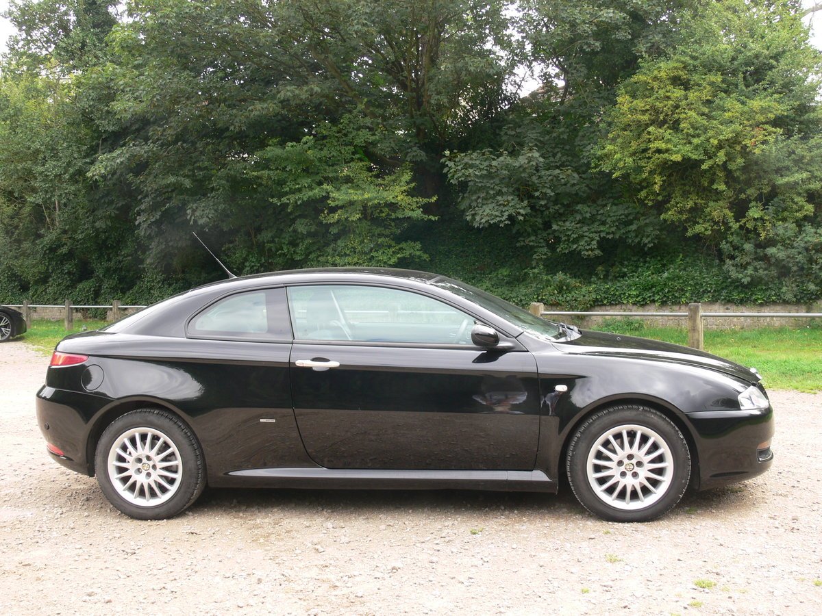 2007 Alfa Romeo  GT 2.0 JTS Turismo For Sale (picture 2 of 6)