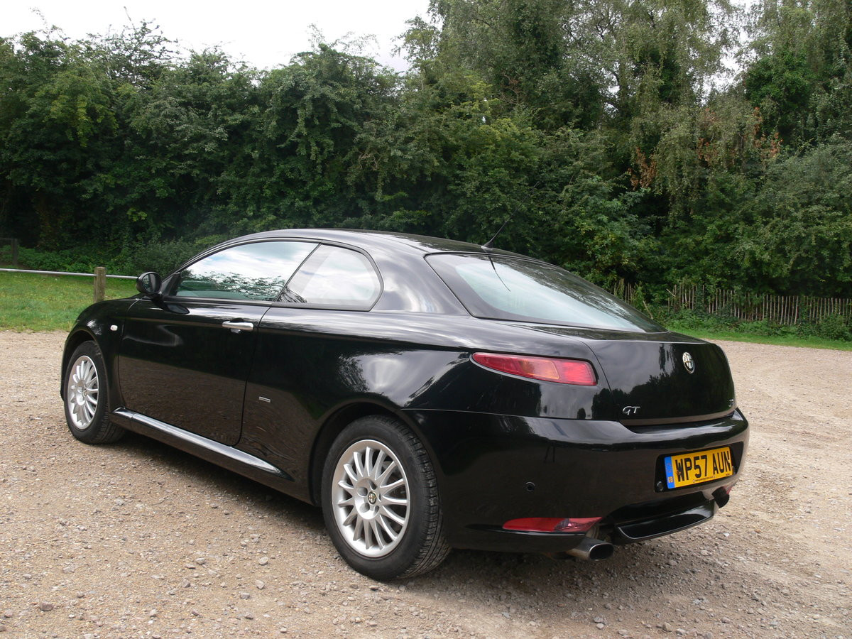 2007 Alfa Romeo  GT 2.0 JTS Turismo For Sale (picture 3 of 6)