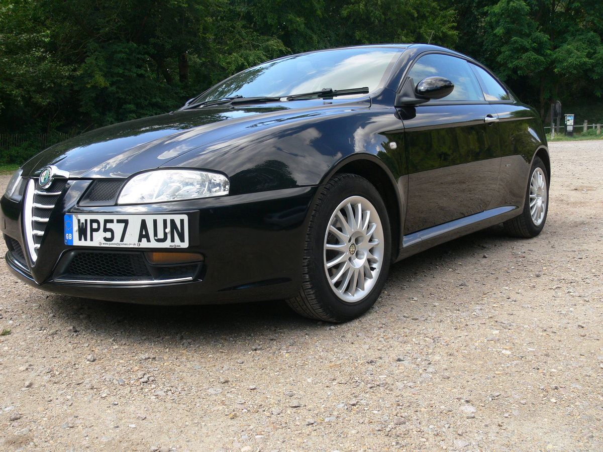 2007 Alfa Romeo  GT 2.0 JTS Turismo For Sale (picture 4 of 6)