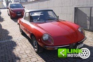 1972 Alfa Romeo DUETTO 1300 CC CODA TRONCA TARGA ORO ASI POSSIBI For Sale