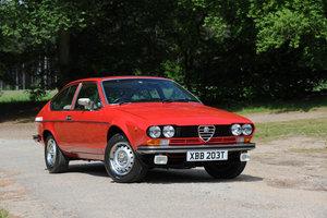 1979 Alfa Romeo Alfetta GTS