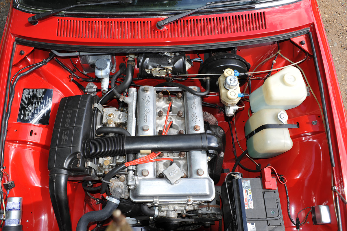1979 Alfa Romeo Alfetta GTS For Sale (picture 2 of 6)