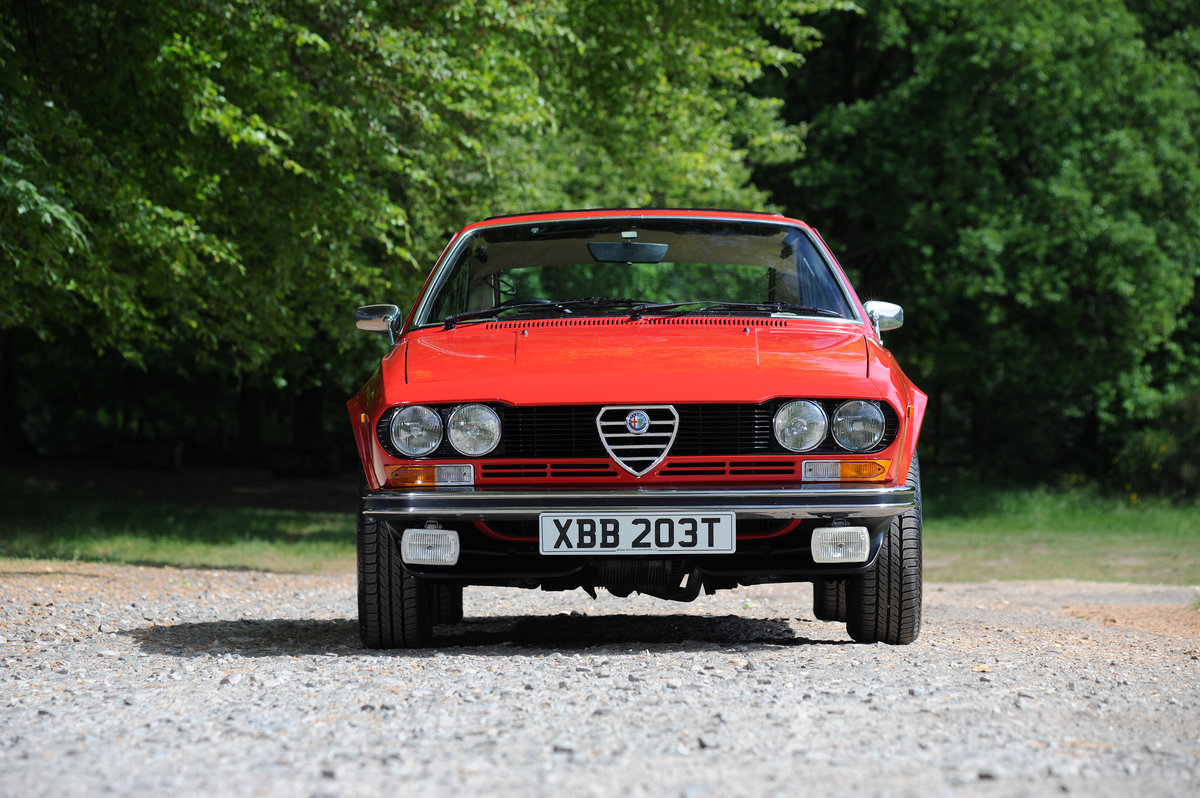 1979 Alfa Romeo Alfetta GTS For Sale (picture 3 of 6)