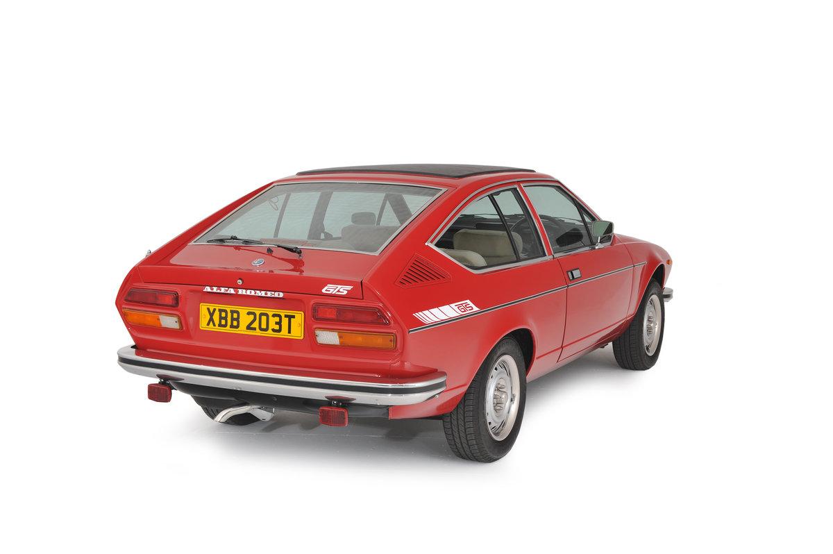 1979 Alfa Romeo Alfetta GTS For Sale (picture 4 of 6)