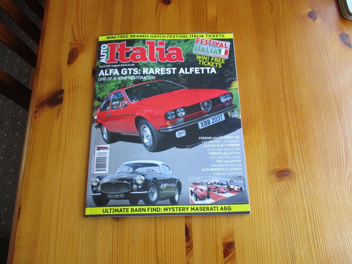1979 Alfa Romeo Alfetta GTS For Sale (picture 6 of 6)