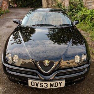 2003 Alfa Romeo GTV Lusso