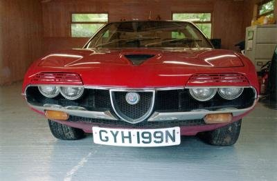 1974 Alfa Romeo Montreal For Sale by Auction