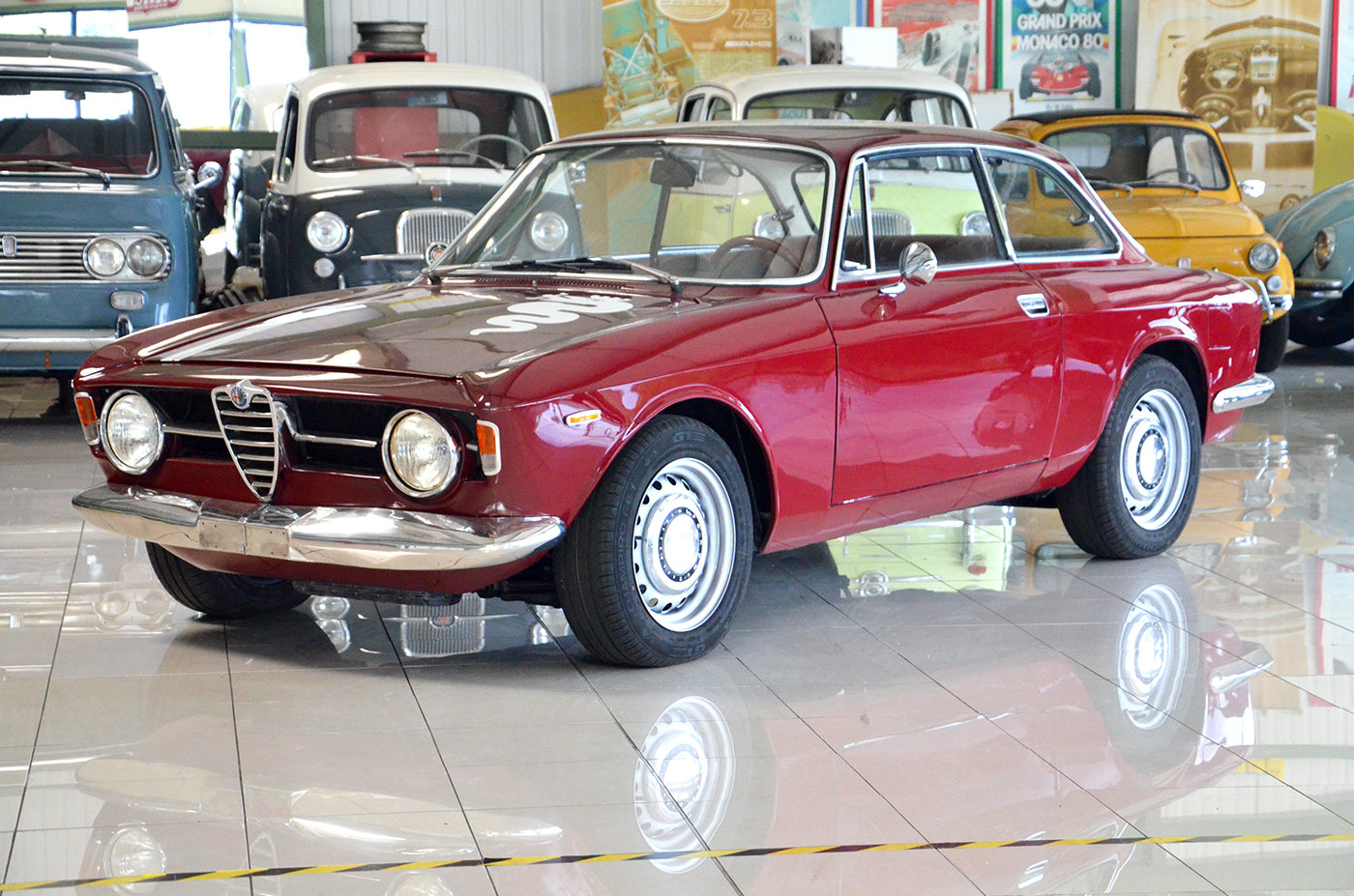 1970 Alfa Romeo GT Junior 1300 Stepnose - Excellent For Sale (picture 1 of 6)