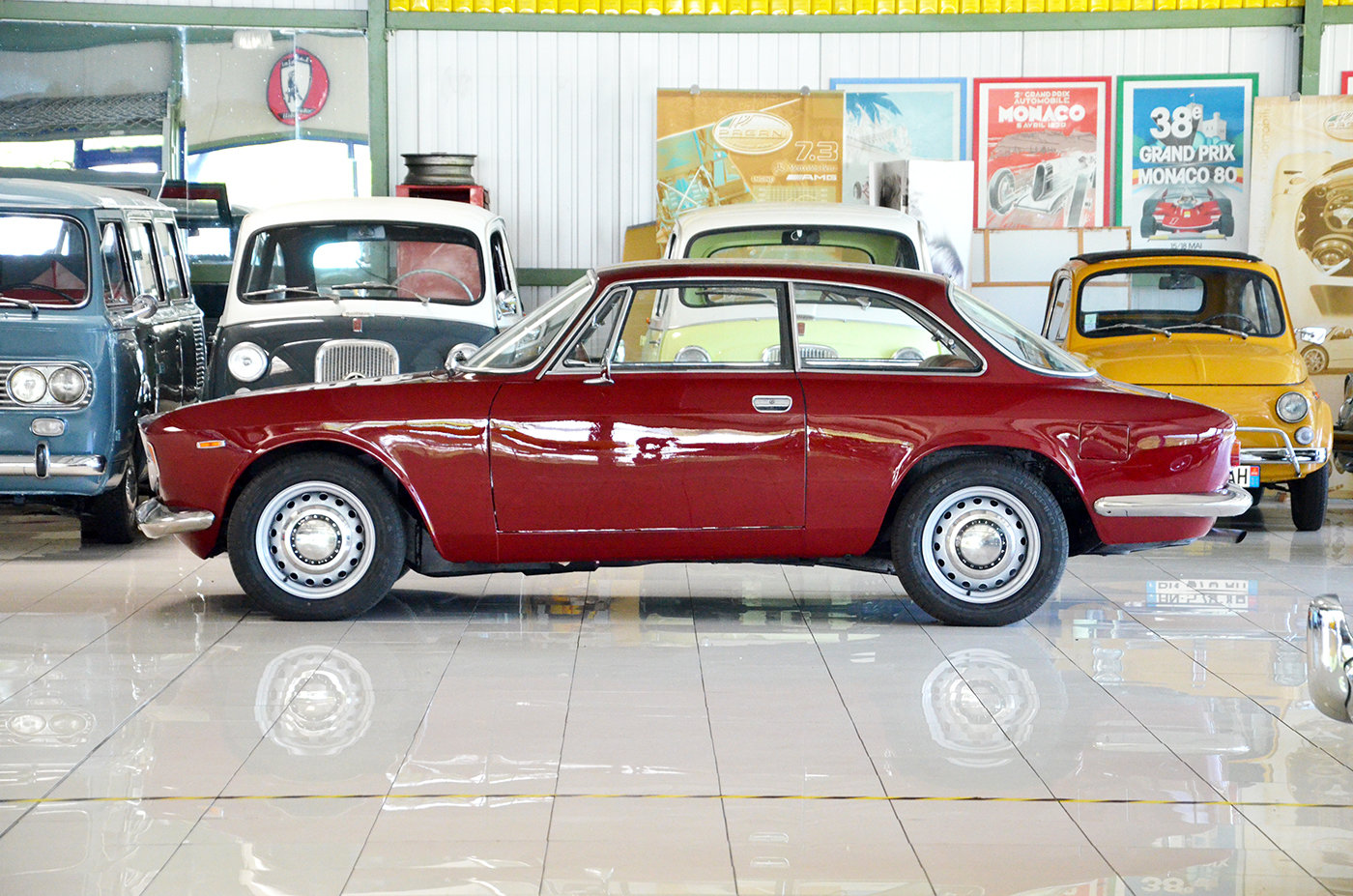 1970 Alfa Romeo GT Junior 1300 Stepnose - Excellent For Sale (picture 2 of 6)