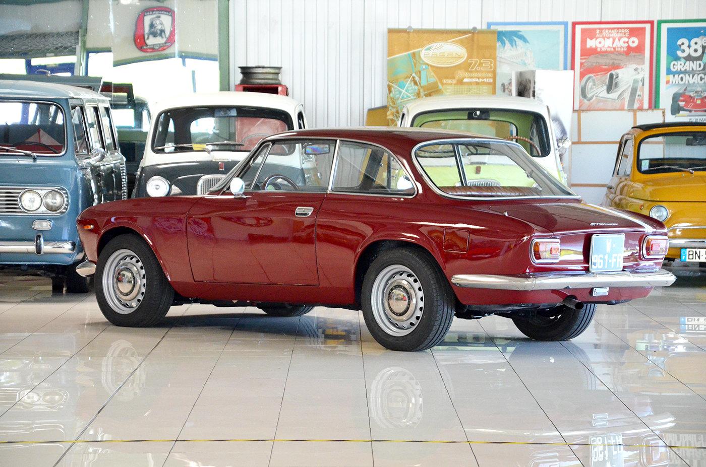 1970 Alfa Romeo GT Junior 1300 Stepnose - Excellent For Sale (picture 3 of 6)