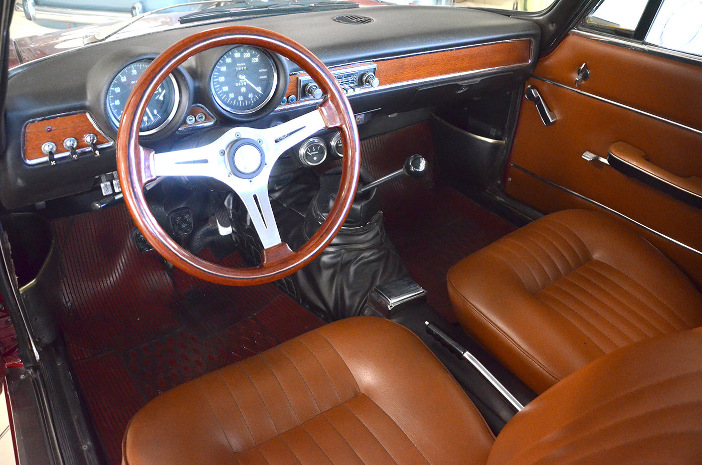 1970 Alfa Romeo GT Junior 1300 Stepnose - Excellent For Sale (picture 5 of 6)