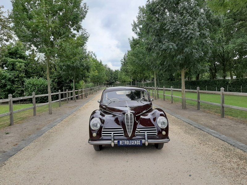 Alfa-Romeo 6c2500 Sport Freccia D'Oro 1950 For Sale (picture 2 of 6)