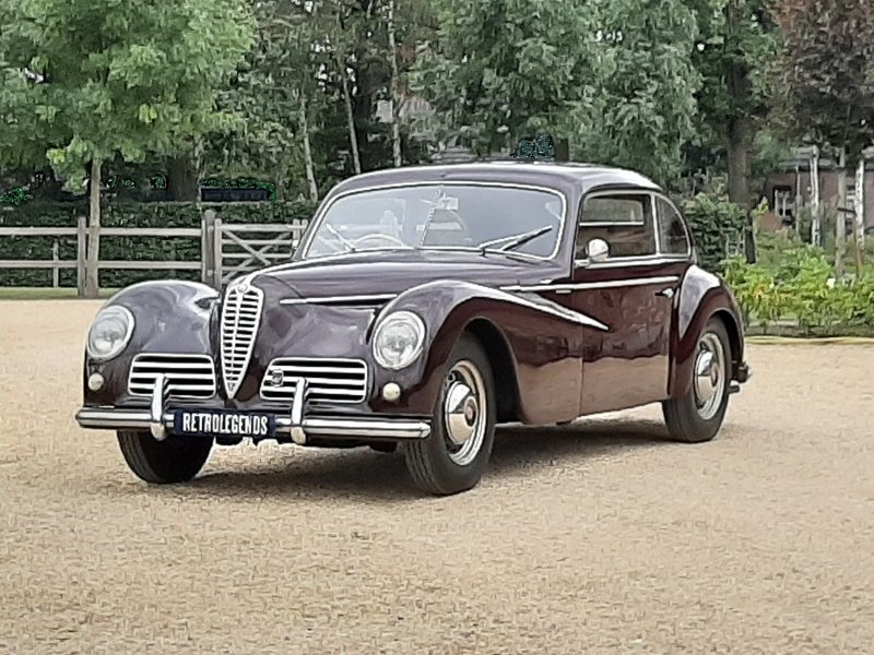 Alfa-Romeo 6c2500 Sport Freccia D'Oro 1950 For Sale (picture 3 of 6)