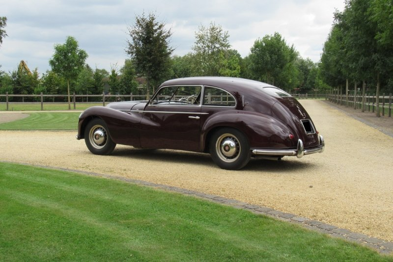 Alfa-Romeo 6c2500 Sport Freccia D'Oro 1950 For Sale (picture 4 of 6)