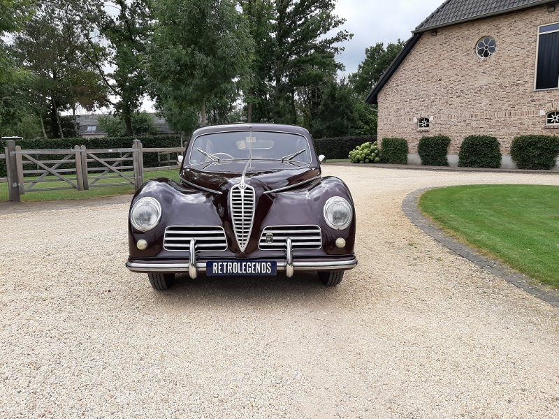 Alfa-Romeo 6c2500 Sport Freccia D'Oro 1950 For Sale (picture 6 of 6)