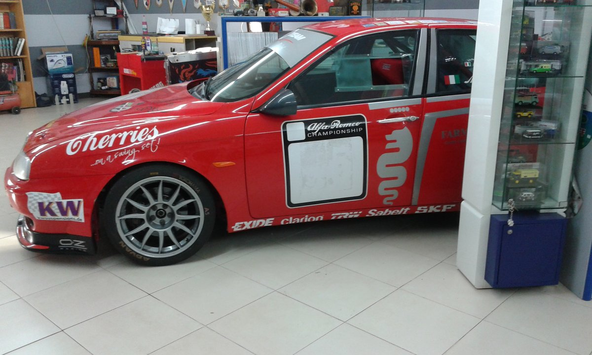 1998 Alfa Romeo 156 alfa corse For Sale (picture 1 of 5)