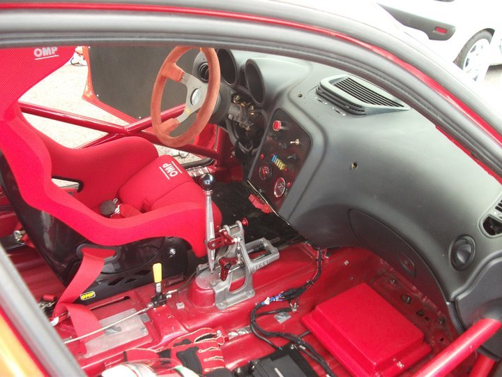 1998 Alfa Romeo 156 alfa corse For Sale (picture 4 of 5)