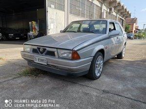 1992 CONSERVED ALFA 75 1600 CAT