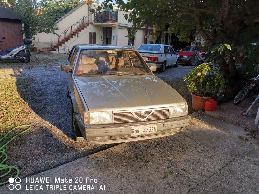 1986 RARE ALFA 90 V6 2.5 SUPER For Sale (picture 1 of 6)