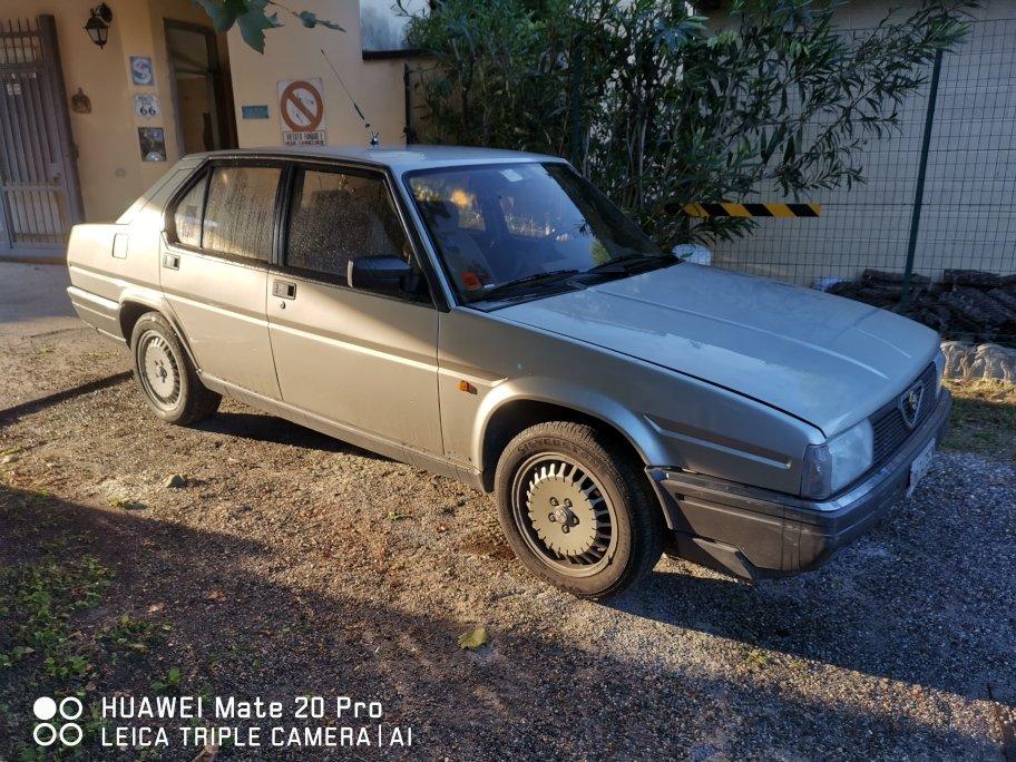 1986 RARE ALFA 90 V6 2.5 SUPER For Sale (picture 2 of 6)