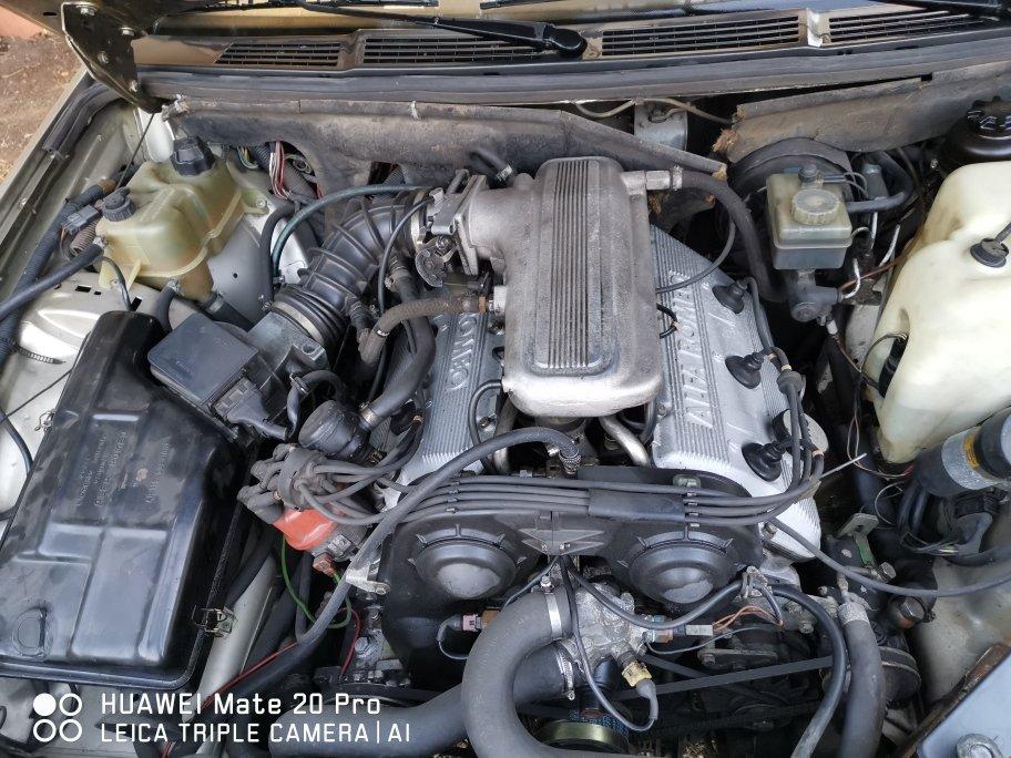 1986 RARE ALFA 90 V6 2.5 SUPER For Sale (picture 4 of 6)