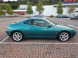 1999 Alfa Romeo GTV 3.0 V6