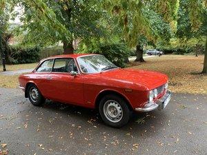 1973 Alfa Romeo 2000 GTV Bertone For Sale