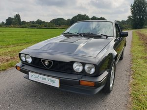 1983 Alfa Romeo GTV6  2.5 LTR For Sale
